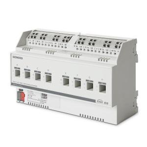 2x SIEMENS Binärausgang 5WG1 560-1AB01 instabus EIB Binary Output N 560 2x 230V~