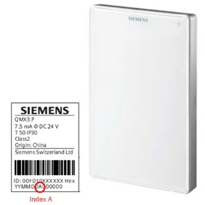 Siemens GAMMA Wave Rauchmeldermodul 5WG3-8AB01